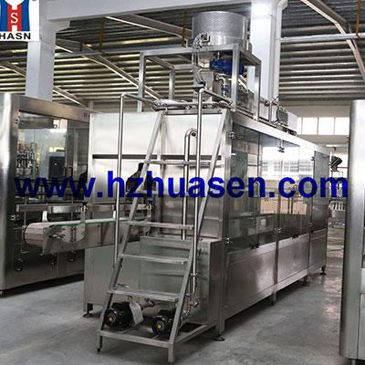 Five Gallon Linear Filling Machine