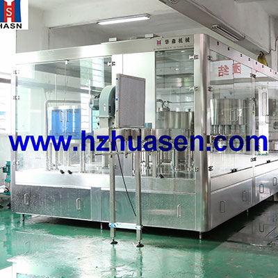 Three in one 24000 vial filling machine