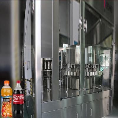 HSG全自动含气饮料灌装机
