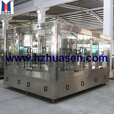 HSG automatic vial water filling machine